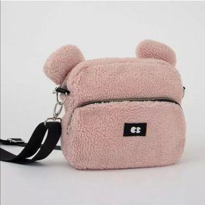 Lazy oaf pink bear bag